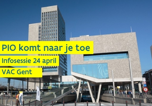 VAC Gent PIO infosessie