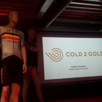 Koelkledij van BikeValley moet voor Olympische medailles zorgen