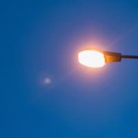 Gedragen duurzaam straatlicht