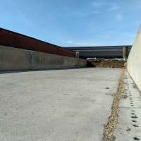 CO2 neutrale, circulaire betonreceptuur voor duurzame sleufsilo's in landbouw