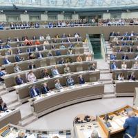 Spraaktechnologie: verslaggeving Vlaams Parlement
