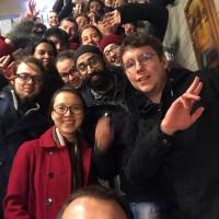 BeCode Antwerpen eerste groep NEET's groepsfoto